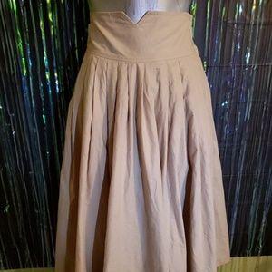 H&M High-Waist Skirt
